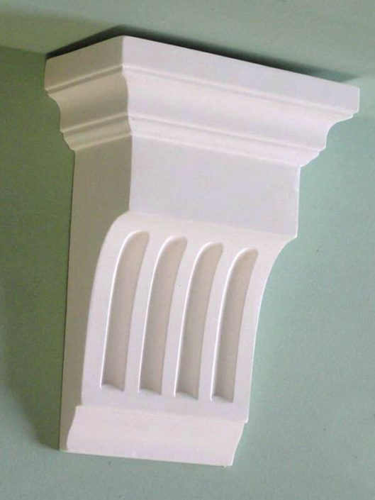Corbel BW10 Large Fluted Corbel