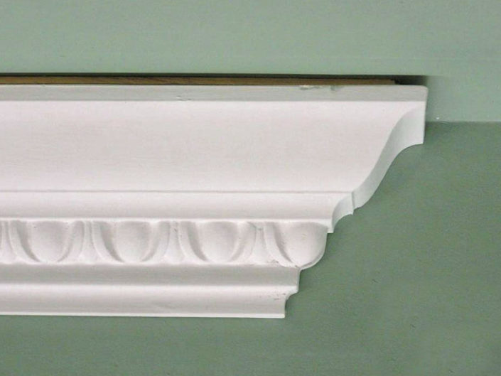 Cove CW09 Small Egg and Dart Cornice