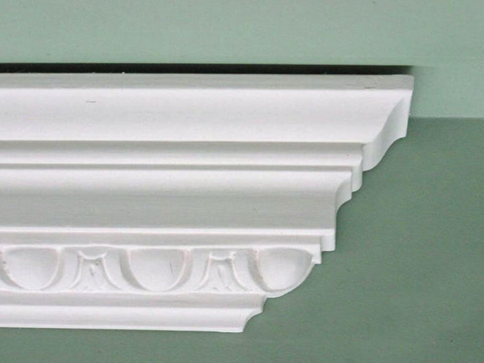 Cove CW10 Medium Egg and Dart Cornice