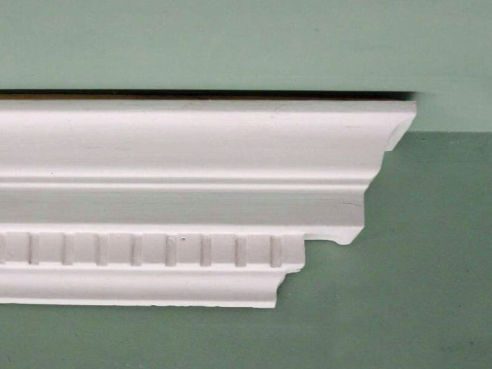 Cove CW12 Small Dentil Cornice