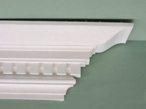 Cove CW13 Medium Dentil Cornice