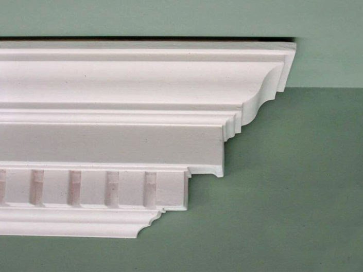 Cove CW14 Large Dentil Cornice