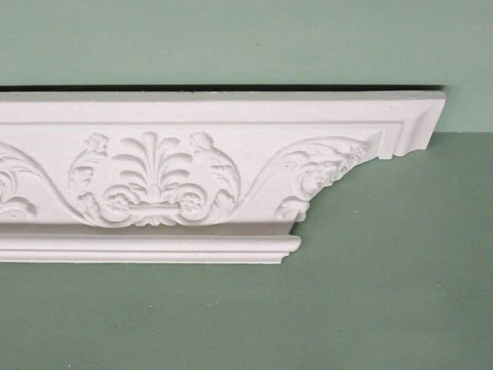 Cove CW19 Honeysuckle Cornice